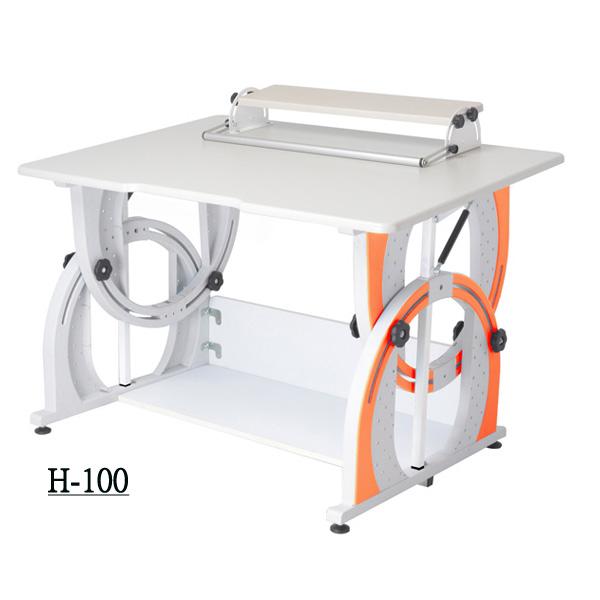 KIWI兒童成長書桌-H100 1